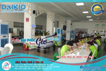 Gói thầu cung cấp Máy làm mát Daikio DK-10000A tại nhà ăn Quận 9