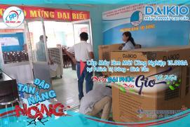 Cung Cấp Máy làm mát Daikio DKA-15000A tại Bình Tân - Tp.HCM