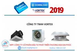 Catalog Quạt Vortex Việt Nam - Download tại iQuatCongNghiep.vn
