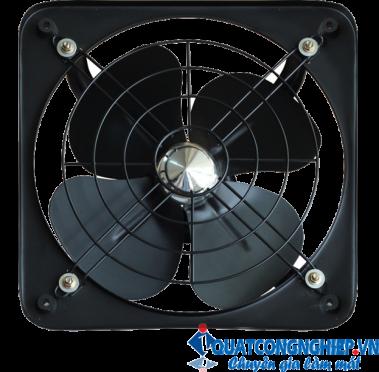 Quạt Thông Gió Vuông Có Lưới Deton FAG30-4T