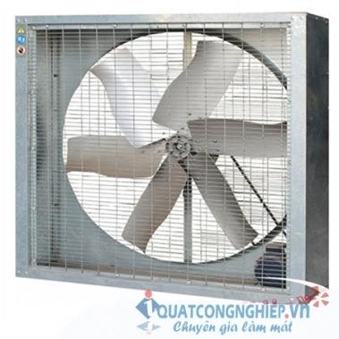 Quạt thông gió nhà xưởng cánh inox IFan 36D