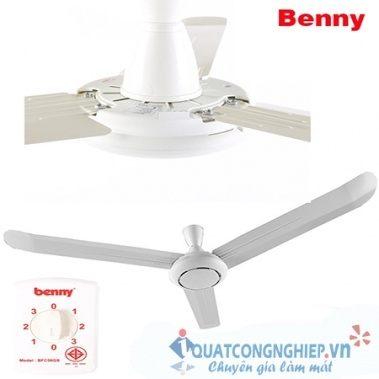 Quạt trần Benny BFC56M (màu trắng)