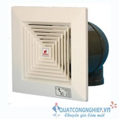 Quạt thông gió âm trần Onchyo FVCT20 LHP5 (có ống)