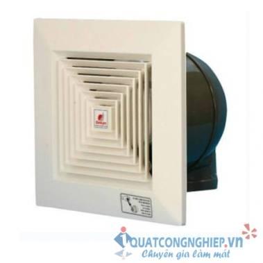 Quạt thông gió âm trần Onchyo FVCT15 LHP6 (có ống)
