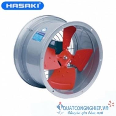 Quạt thông gió khung tròn Hasaki DFG60