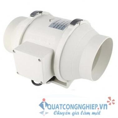 Quạt thông gió nối ống siêu âm Kolowa KTD-100