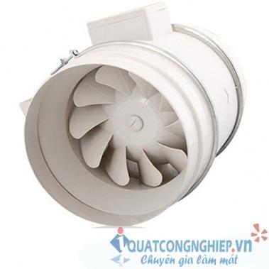 Quạt thông gió nối ống siêu âm Kolowa KTD-200