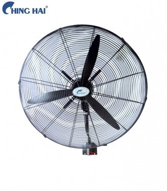Quạt treo công nghiệp ChingHai W28-3Đ(3 cánh đen)