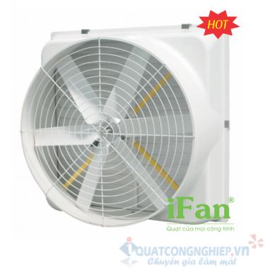 Quạt thông gió Composite dạng loa IFan 106A