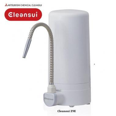 Thiết bị lọc nước Mitsubishi Cleansui Z9E trên bồn rửa