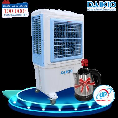 Quạt máy làm mát hơi nước Daikio DK-5000A