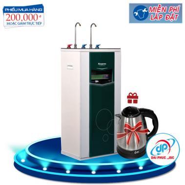 Máy lọc nước 2 vòi nóng lạnh Kangaroo KG10A3 10 lõi