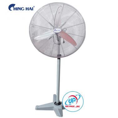 Quạt công nghiệp đứng Ching Hai HS28-ĐN3T (xám bạc)