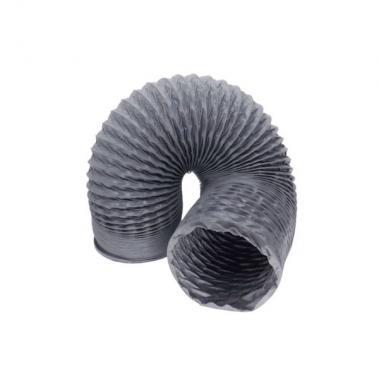 Ống gió mềm vải Tarpaulin 1 lớp D75mm