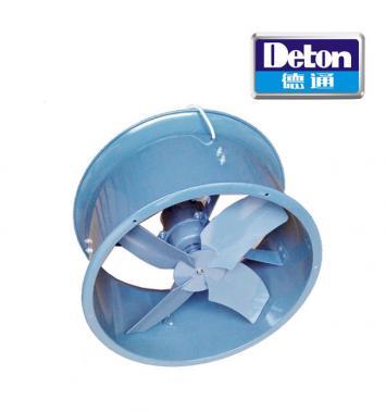 Quạt thông gió công nghiệp khung tròn Deton TAG 35-4