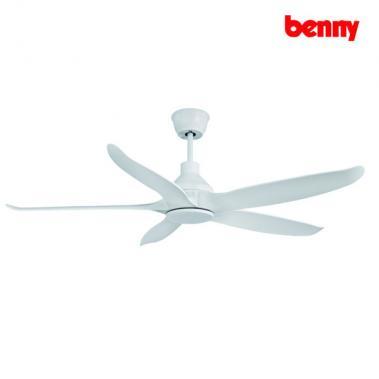 Quạt trần Benny BF-C54HE 5 cánh- Made in Thailand