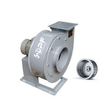 Quạt ly tâm hút khói bếp thấp áp 25HP QLT-6P-25  - 380V