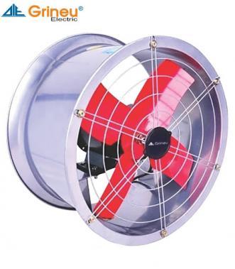 Quạt thông gió hướng trục Grineu GQCN 250