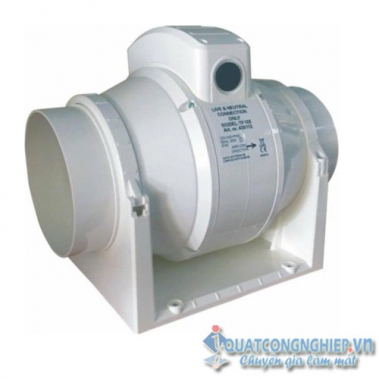Quạt thông gió nối ống siêu âm Fresh TF-200