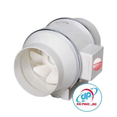 Quạt nối ống siêu âm Shoohan HF-100