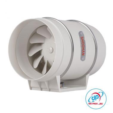 Quạt nối ống siêu âm Shoohan HF-200