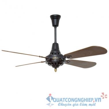 Quạt trần kiểu cổ cánh gỗ Kim Thuận Phong KC168