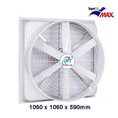 Quạt thông gió dạng loa Composite DLF-1060