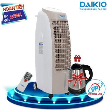 Quạt máy làm mát hơi nước Daikio DK-1500B